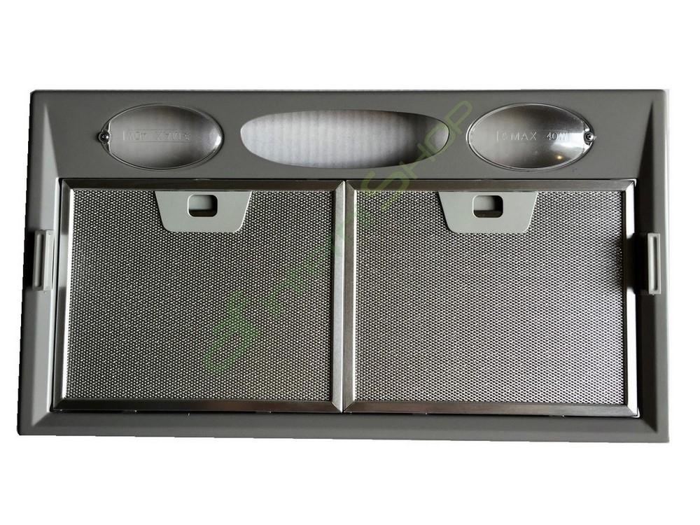 Sportello completo cappa cucina inca smart c 52 cappe filtro carbone attivo faber af interni - Cappa cucina faber ...